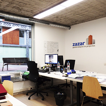 zazar office terrassa offices others architecture