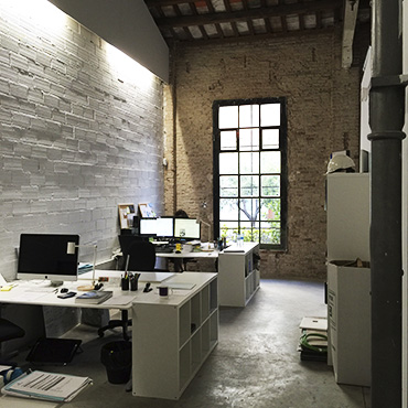 office renovation workspaces terrassa